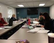 Curriculum Workshop Discussion Four