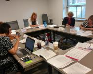 Curriculum Workshop Discussion Five